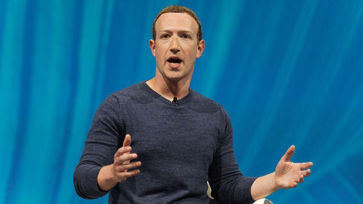 Mark Zuckerberg's plans for the future of Facebook come right out of sci-fi