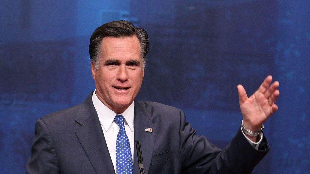 Romney slams Tucker Carlson's trip to Hungary with Viktor Orbán