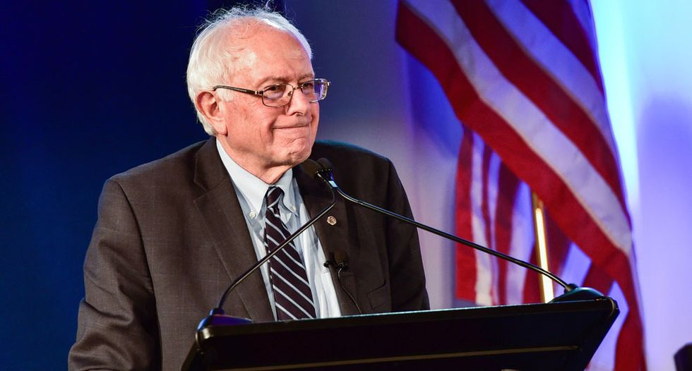 Democratic presidential candidate Bernie Sanders files for Senate 2024 re-election – as an Independent