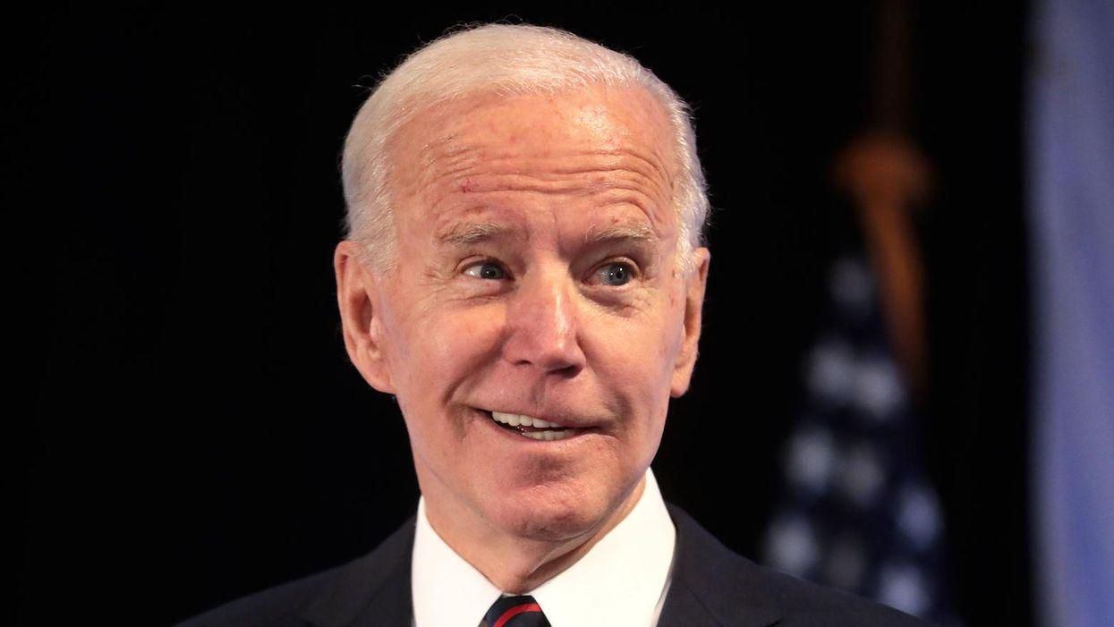 Biden warns GOP: Republicans have to decide if they want to work together or 'continue the politics of division'