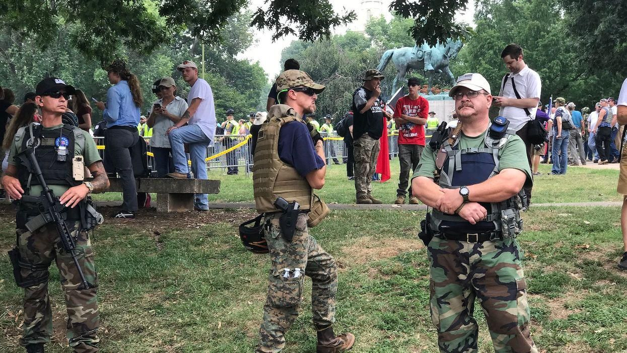 Oath Keepers' founder under increased scrutiny as part of Capitol riots investigation