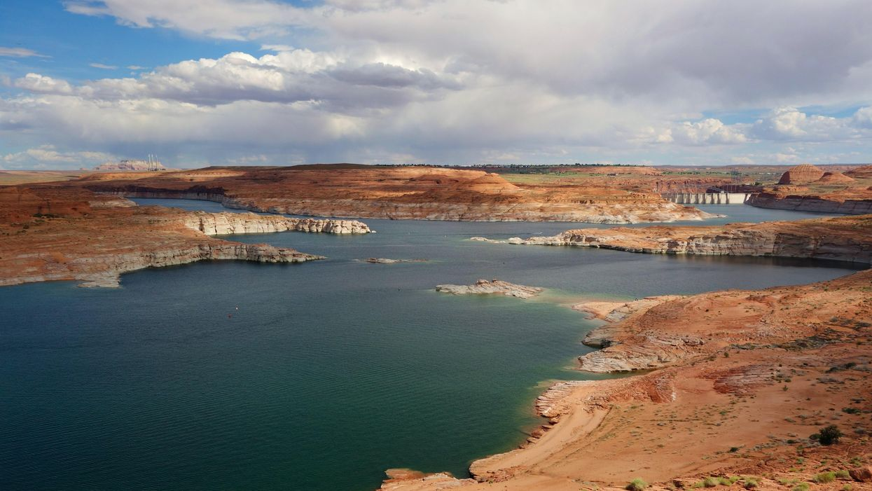 40 million people rely on the Colorado River -- and it's drying up fast