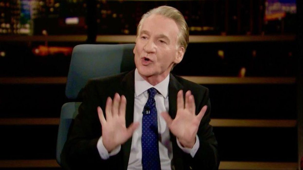 Heated feud erupts on Bill Maher's 'Real Time' as guest argues Biden isn't keeping his progressive promises