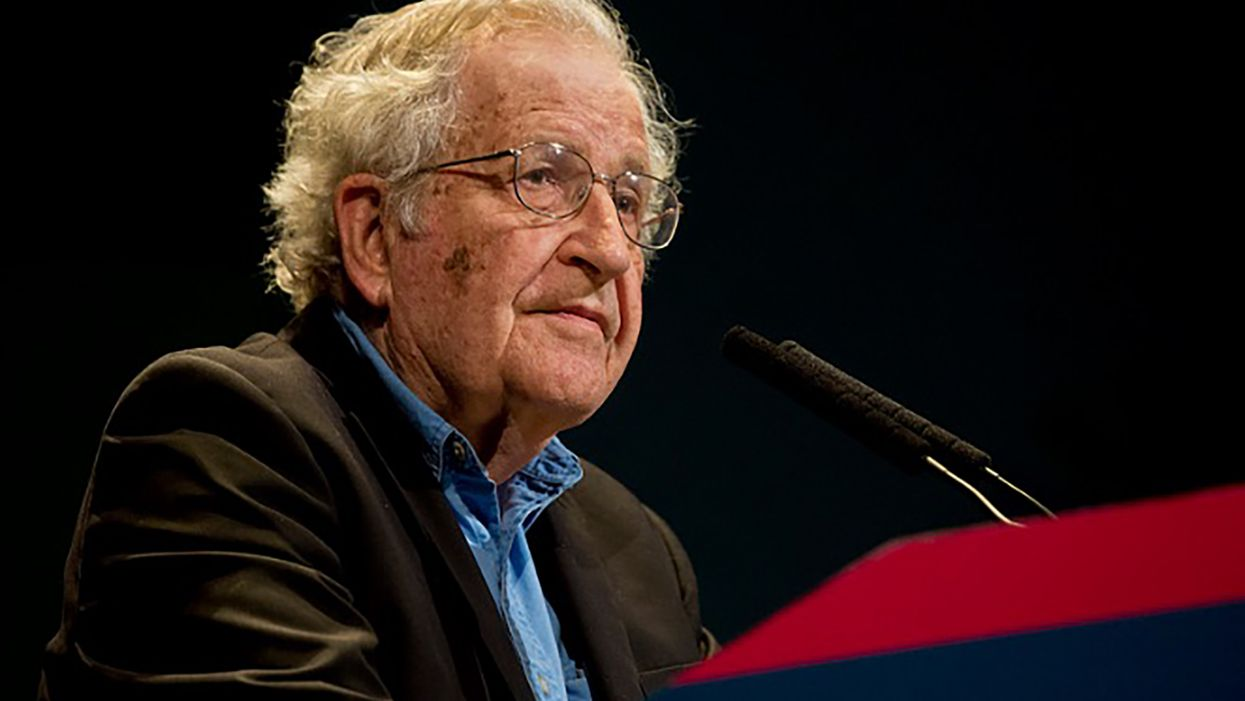 'Its roots are deep': Noam Chomsky breaks down just how dangerous Trumpism is after ex-president's 'attempted putsch'