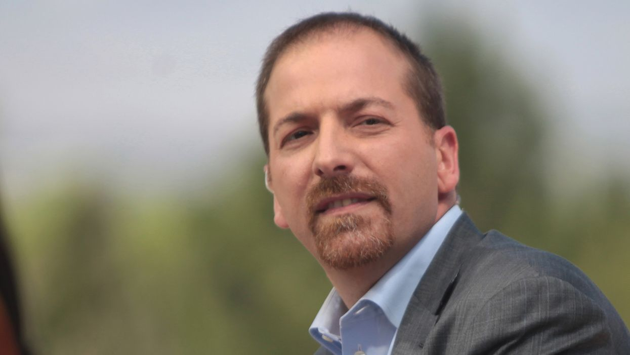 'Hollow and meaningless': NYU professor criticizes NBC's Chuck Todd for 'malpractice'