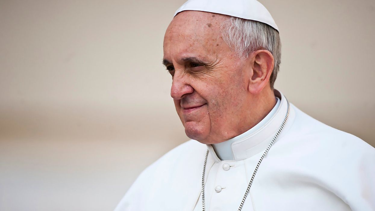 'Communist': Far-right extremists explode in anger after Pope Francis applauds life-saving COVID restrictions