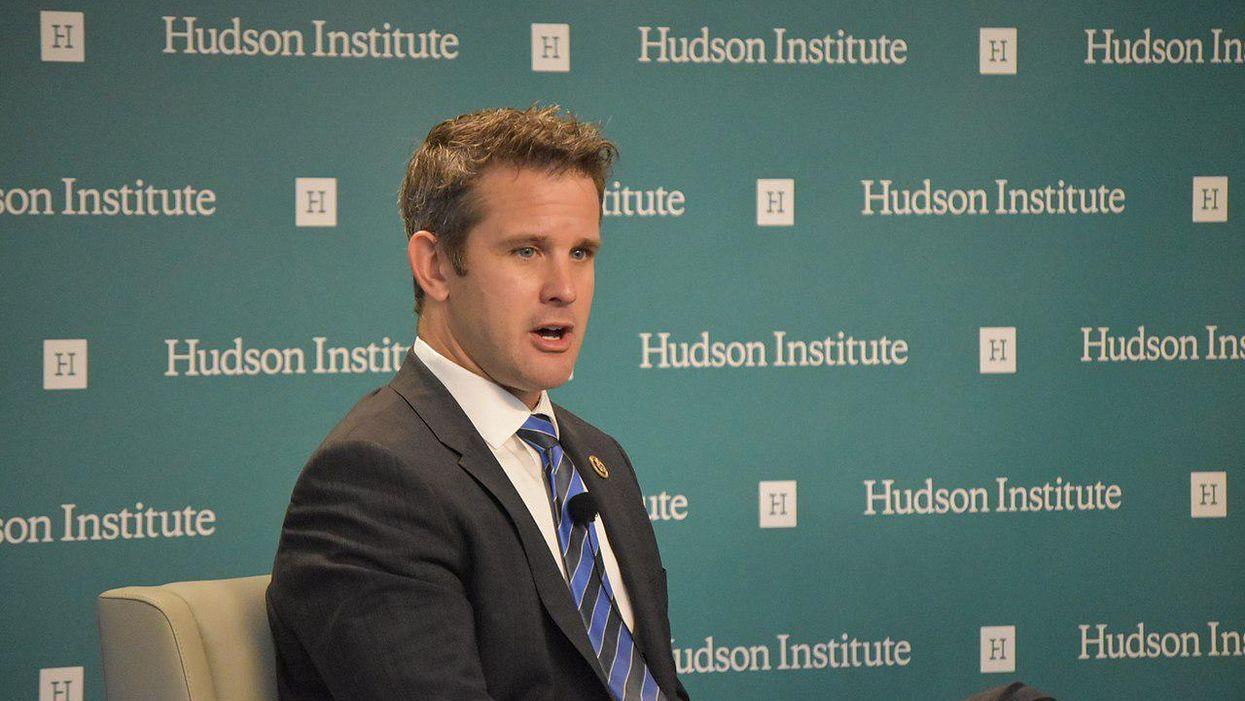 GOP Rep. Adam Kinzinger heckles Matt Gaetz after House votes in favor of Liz Cheney