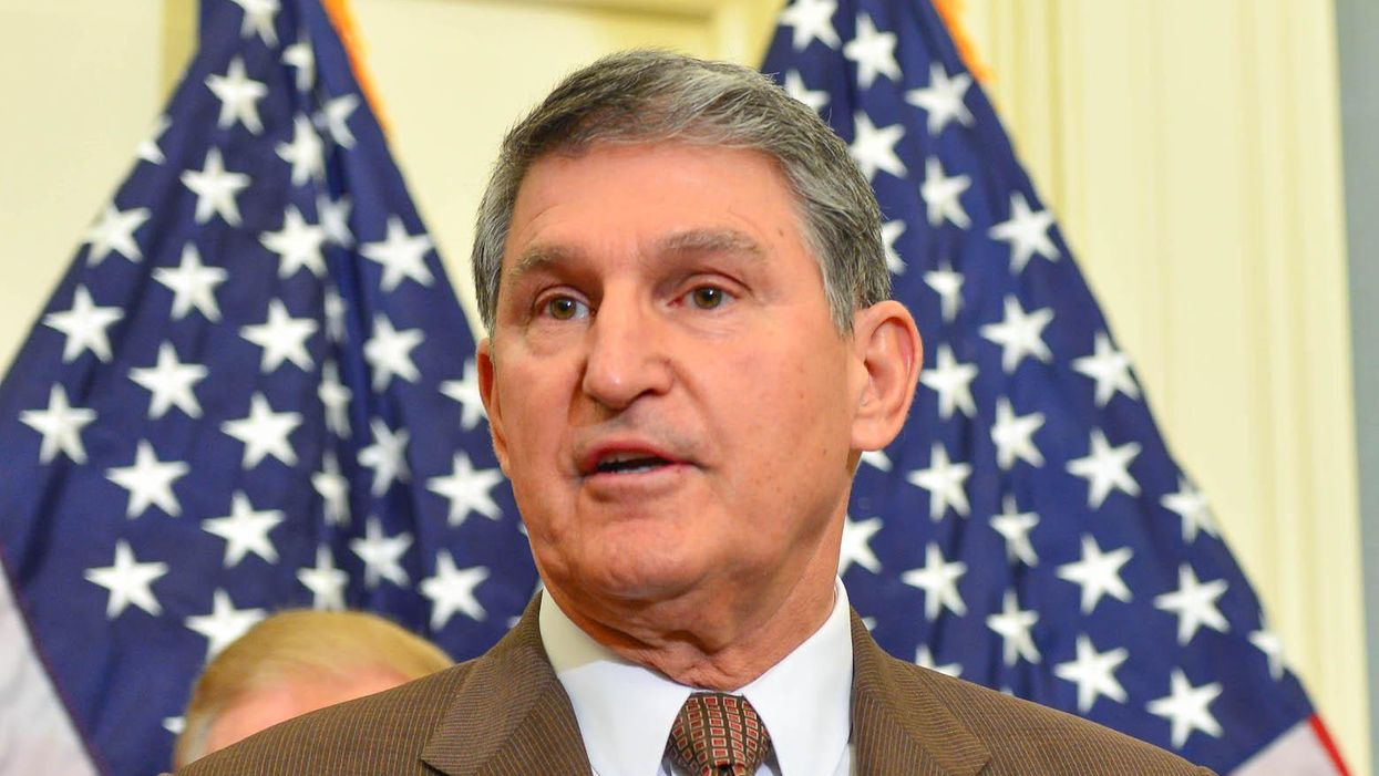 'Joe Manchin is the worst': Critics pile on senator after he declares opposition to DC statehood bill