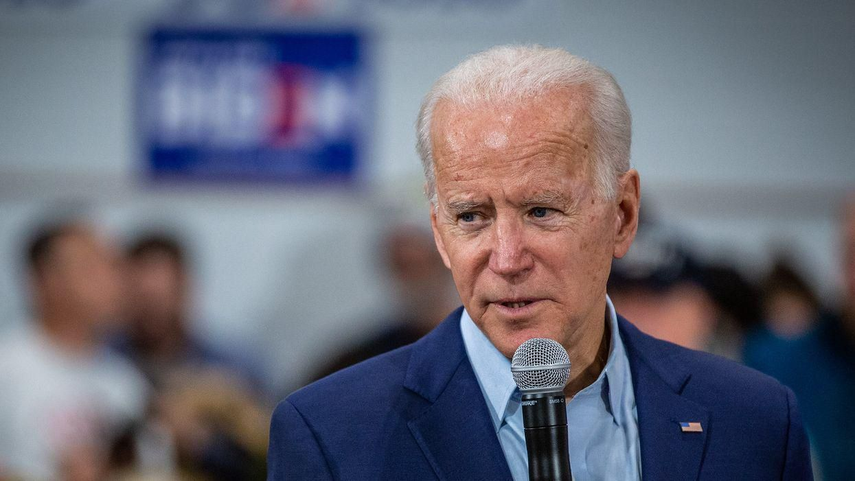 Biden decries 'outrageous' treatment of Haitians at border — but keeps deporting them