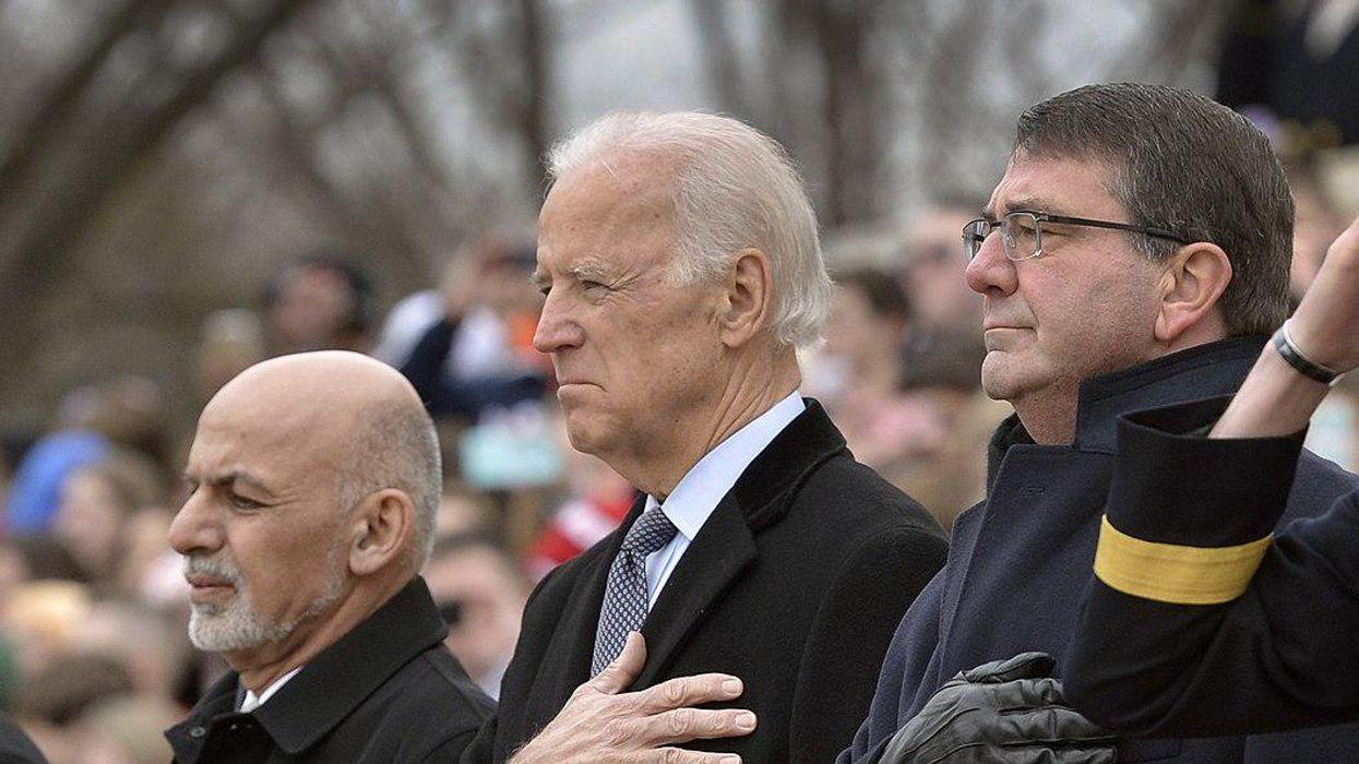 Joe Biden faces the return of a recurring nightmare
