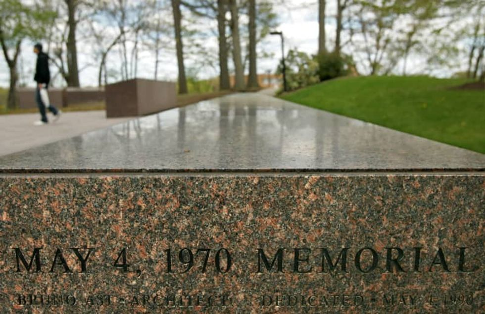 On the 50th anniversary, America's still not fully recovered from the wounds of Kent State