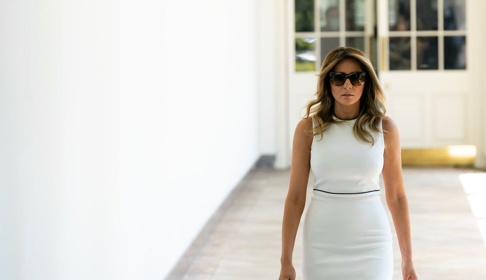 First Lady's former advisor taped Melania Trump making disparaging remarks about Ivanka: report