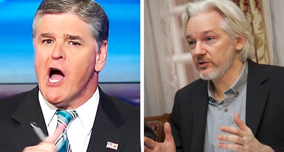 Mueller's report confirms that Hannity, Assange, Fox News and WikiLeaks pushed a bogus conspiracy about former DNC staffer Seth Rich. Will they be held accountable?