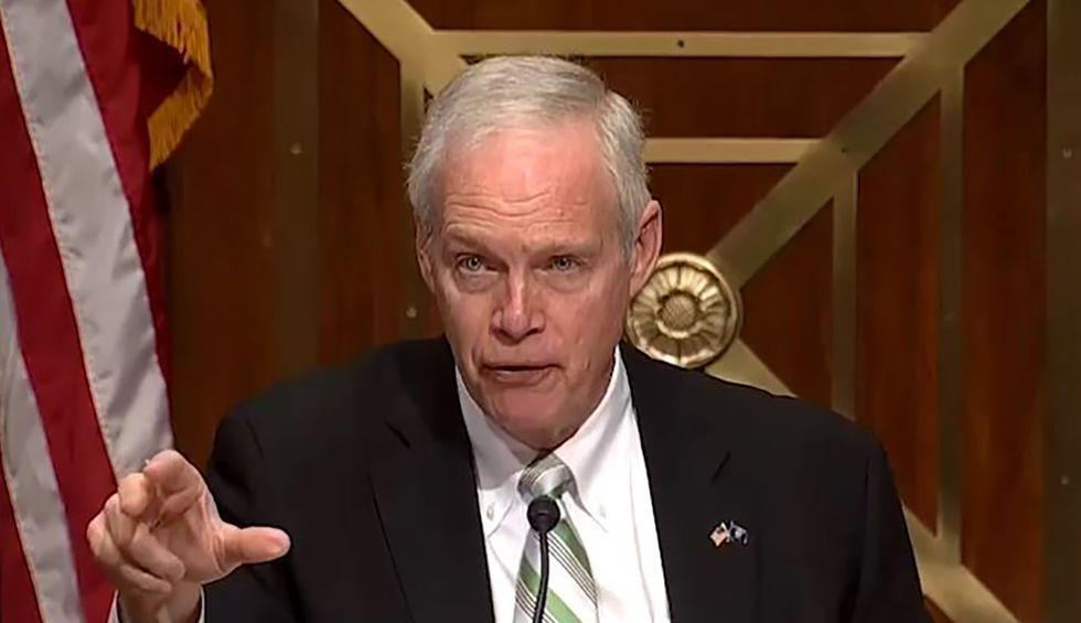 Hours after Biden wins, Senate Republicans relaunch Biden probe