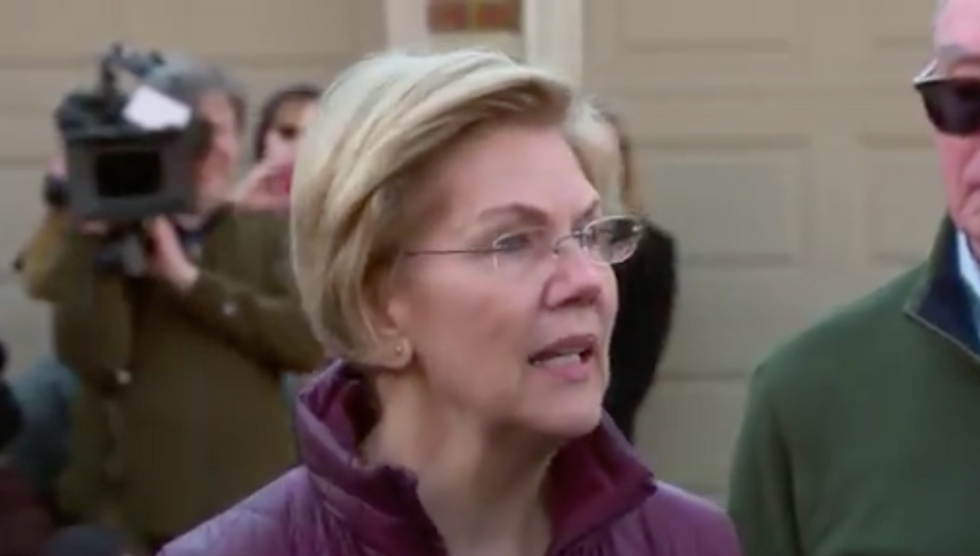 No woman was going to escape the electability trap — not even Elizabeth Warren