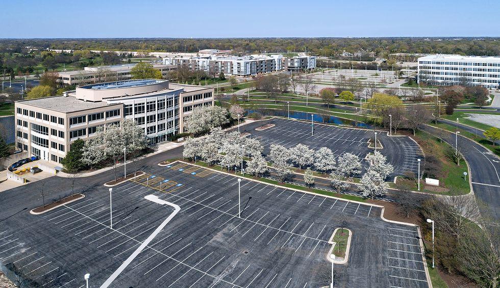 How corporate headquarters abandoned America's suburbs