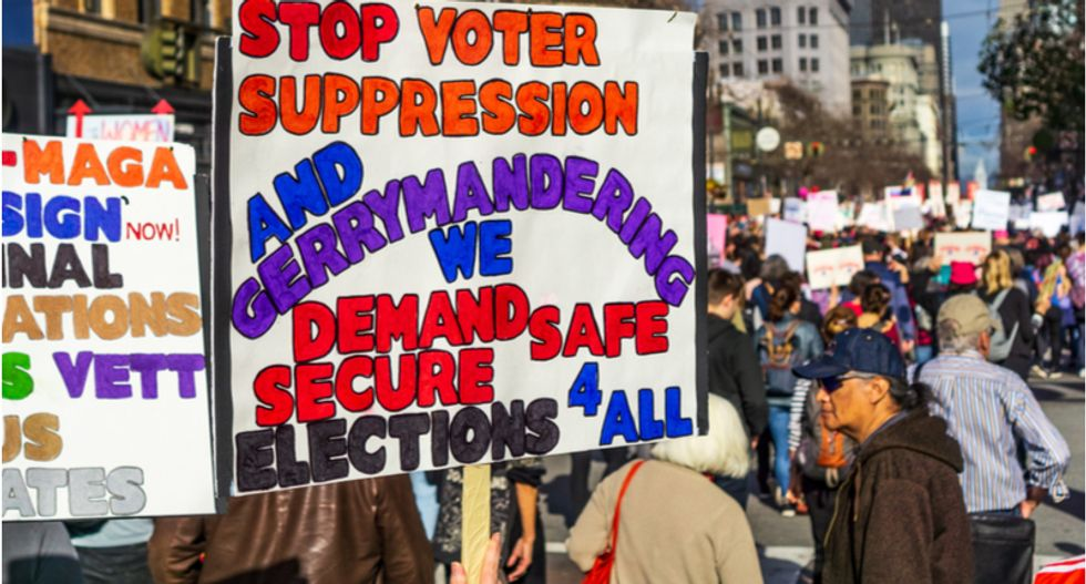 Voting Rights Roundup: Missouri GOP's ballot measure would gut redistricting reform but may yet fail