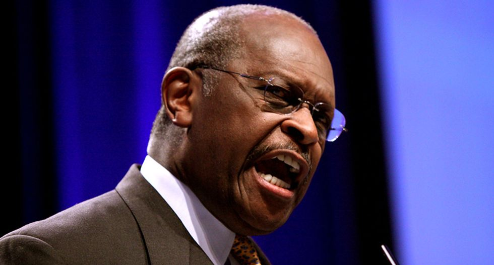 Herman Cain is out of running for Fed post — but Trump's second choice is even worse