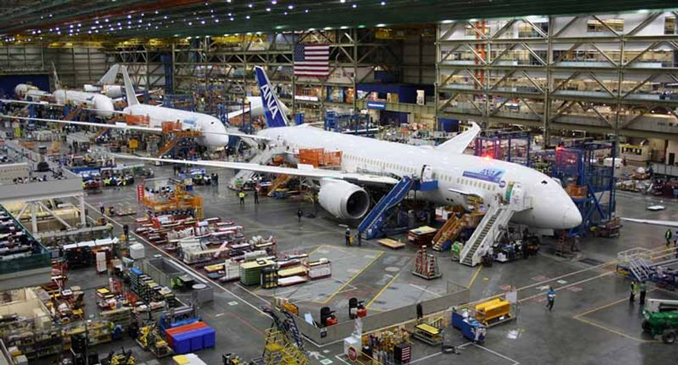 Here are 7 rules for the Boeing bailout