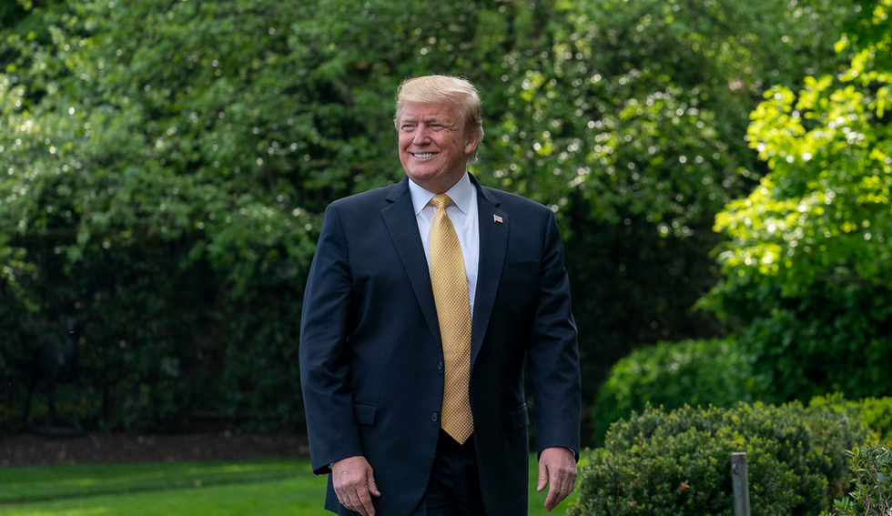 New poll shows even many of Trump's supporters don't buy his Mueller report lies