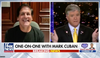 Fox News' Sean Hannity gets caught flat-footed when Mark Cuban demolishes Trump live on air