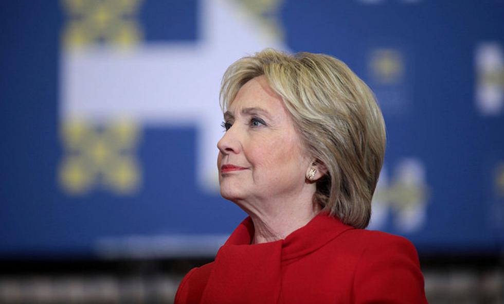 Hillary Clinton writes op-ed arguing Trump impeachment proceedings should follow the Watergate model