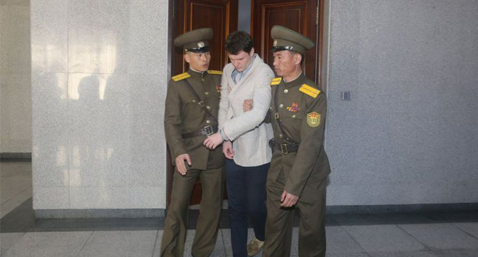 The US agreed to pay North Korea $2 million for its 'care' of dead American Otto Warmbier: report