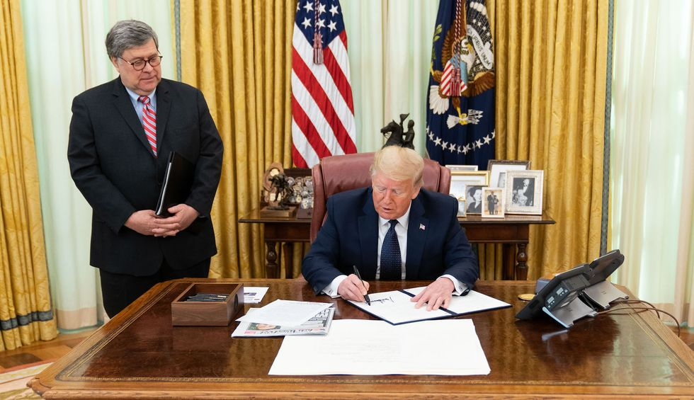 Damning report exposes Trump DOJ's efforts to line up a secret supply chain for federal executions