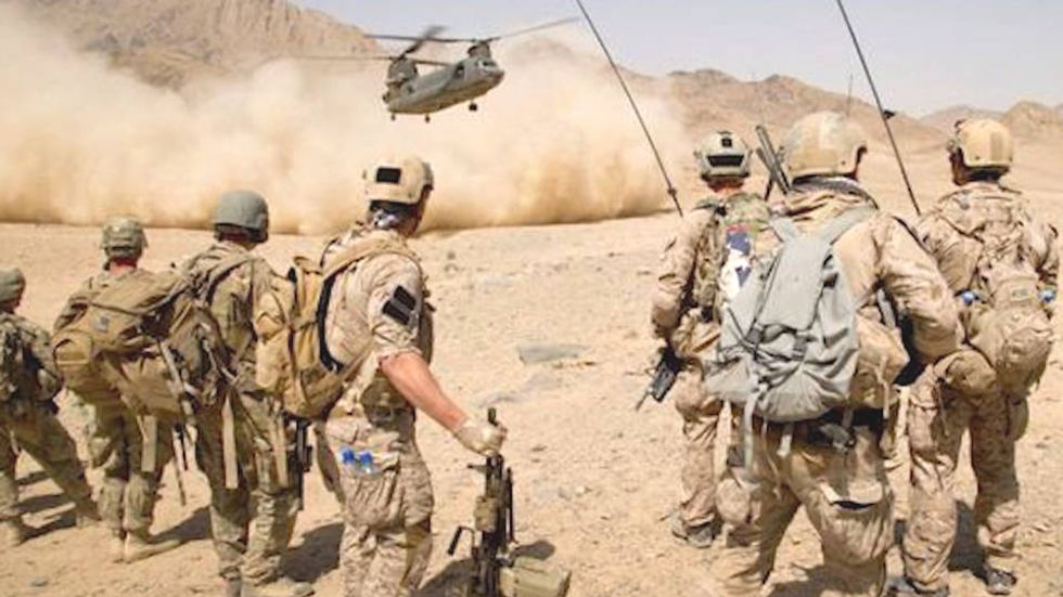 """Navy SEALs tried for months to report superior for war crimes and were told to 'let it go"""""""