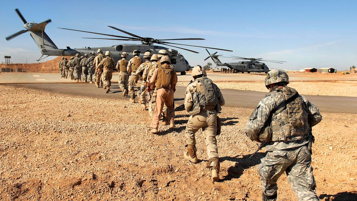 The threat from within: Right-wing extremism lurks in the U.S. military