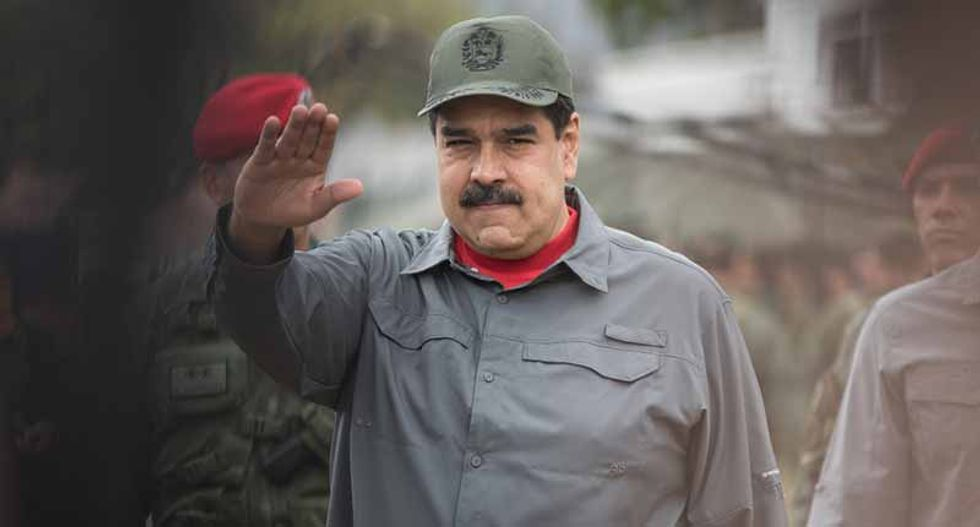 This US-backed rightwing coup attempt in Venezuela must be condemned