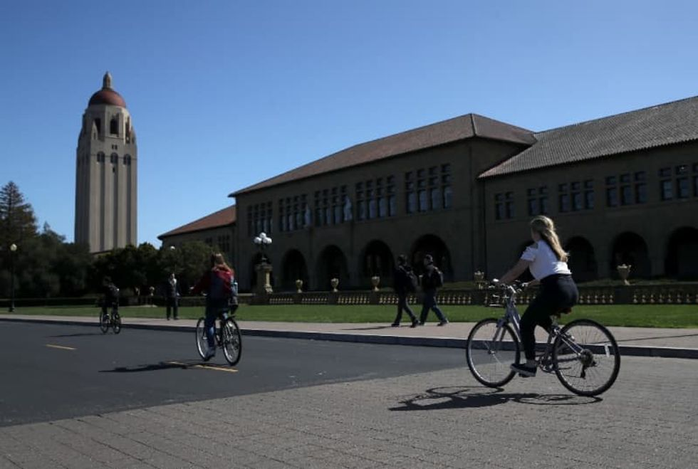 Stanford University shifts classes online amid virus fears