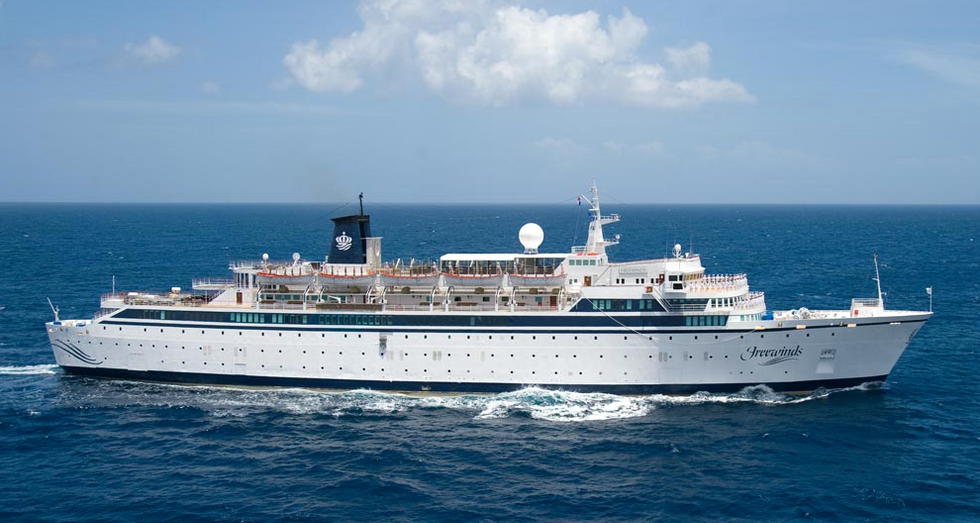 Church of Scientology-linked cruise ship quarantined for an outbreak of measles: report