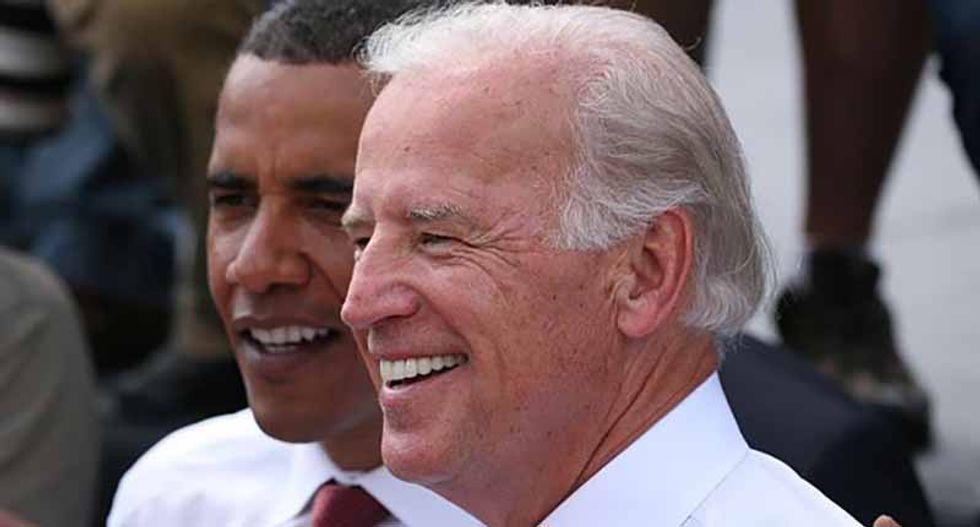 This has been a stellar week for Joe Biden