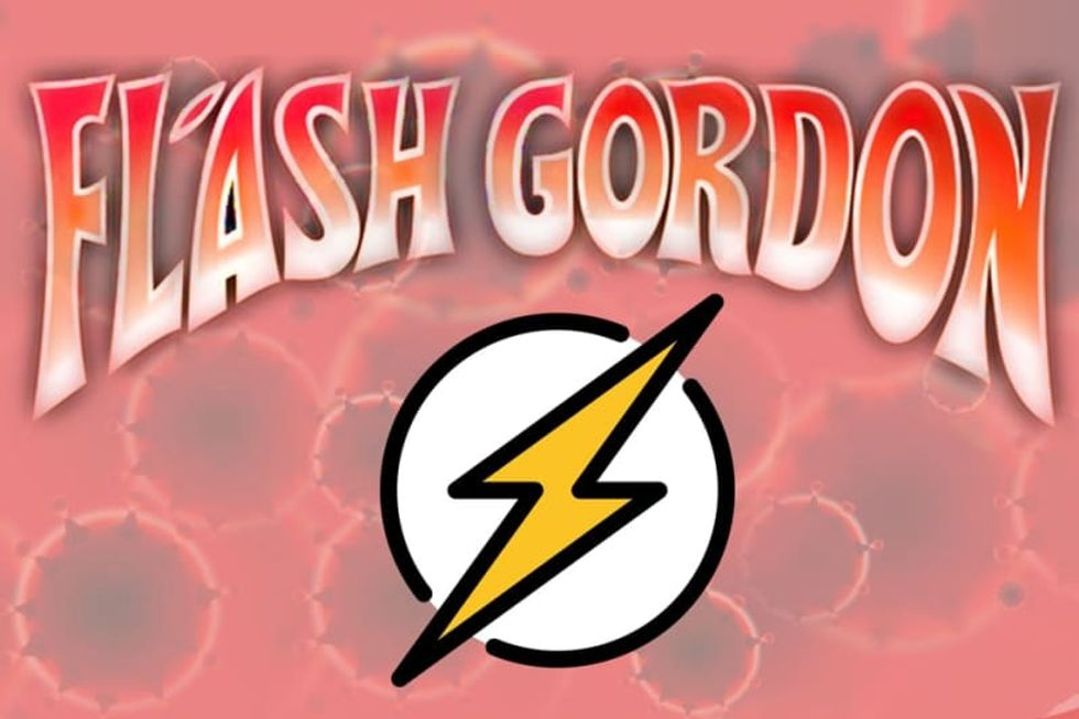 Flash Gordon and the COVID-19 pandemic
