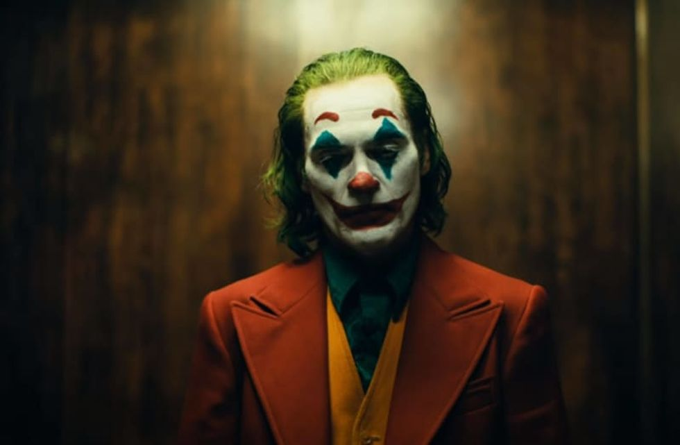 Watching the movie Joker linked to an increase in prejudicial attitudes toward those with mental illness