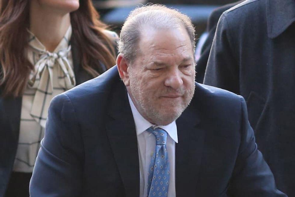 Harvey Weinstein raped 17-year-old in 1994: new lawsuit