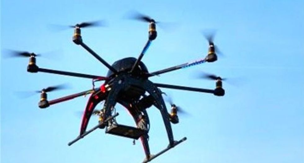 Drones to deliver incessant buzzing noise -- and packages