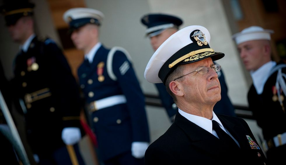 Retired military brass sound the alarm about the peril Trump poses to democracy