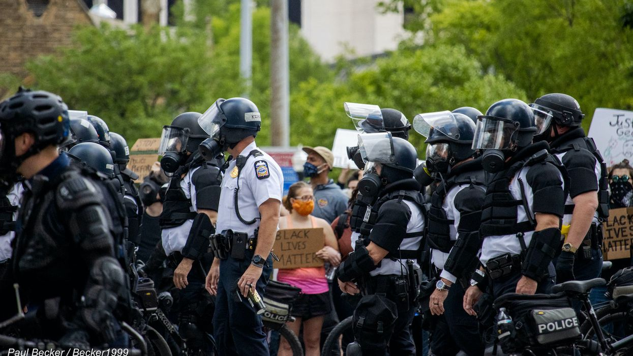 Police leadership confronts far-right extremism in the ranks