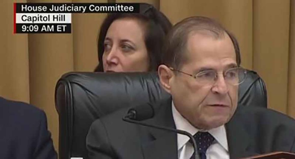 Nadler tears into Trump and Bill Barr for refusing to show up to House hearing: He will soon 'face a reckoning'