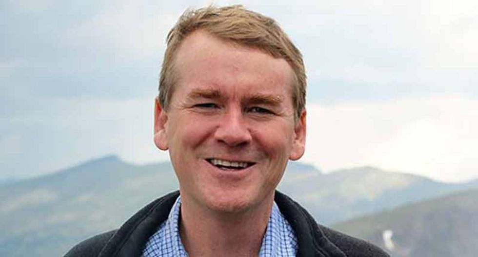 Sen. Michael Bennet becomes latest Democrat to enter 2020 presidential primary