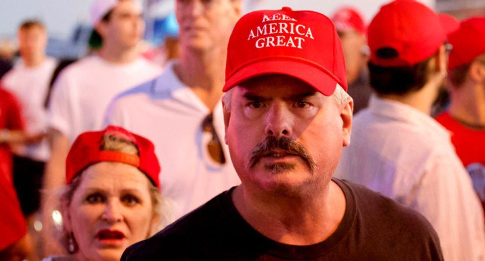 Harvard psychiatrist explains how Trump hijacked his base supporters' brains