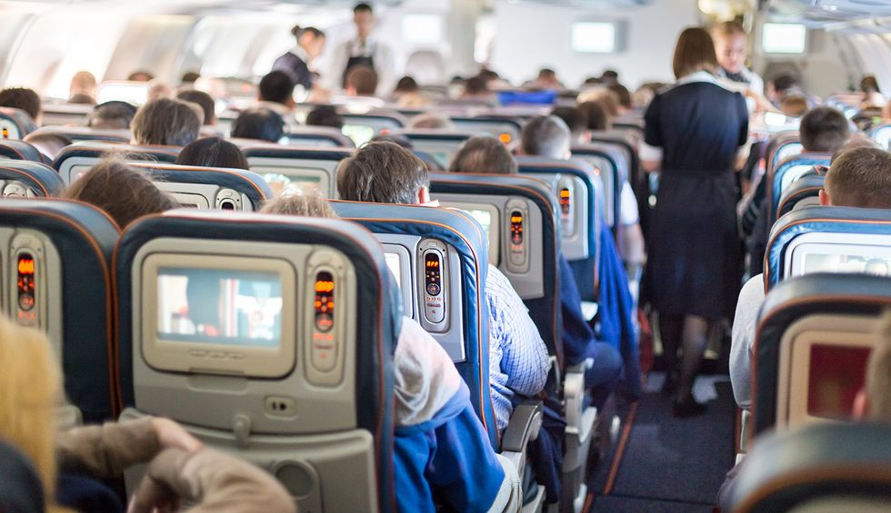 Why would anyone want to sit on a plane for over 18 hours? An economist takes the world's longest flight