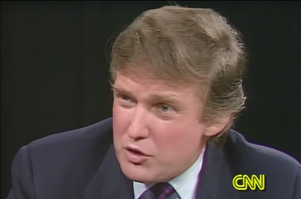 'Art of the Deal' co-author wants Trump's 1987 to be reclassified as fiction: 'I put lipstick on a pig'