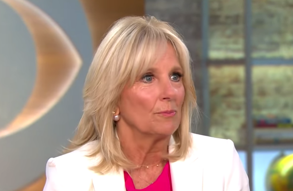 Jill Biden wants us all to 'move on' from her husband's treatment of Anita Hill