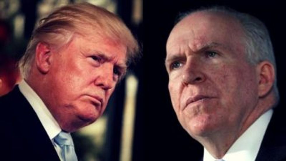 Former CIA Head Says Information In Trump-Russia Dossier 'Was In Line With' the Agency's 'Own Sources': Bob Woodward