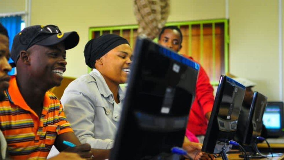 Silicon Valley tech giants race to build Africa's internet infrastructure. Should Africa worry?