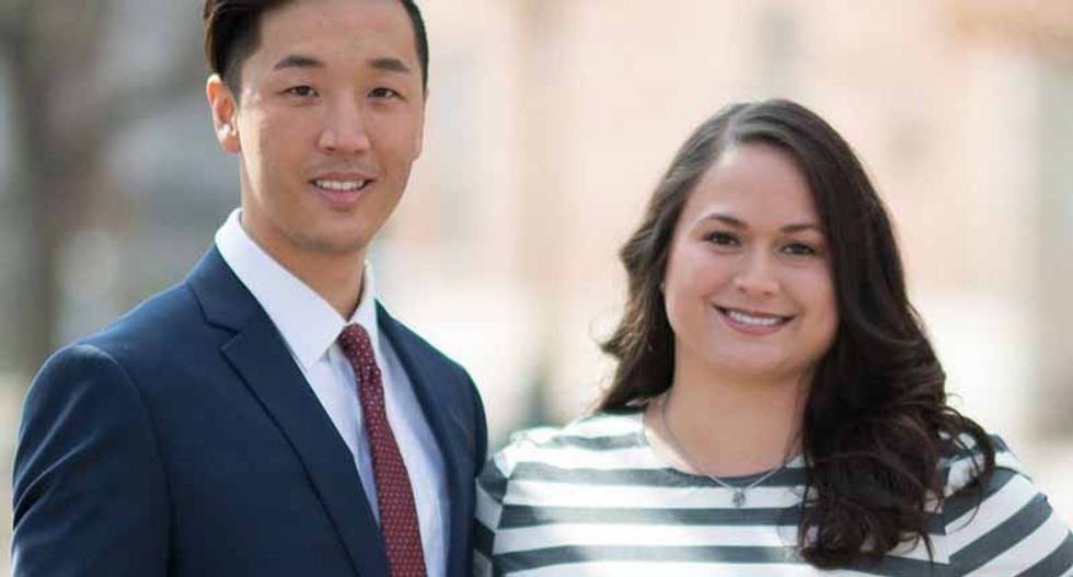 Kansas state Senate leadership staff caught using racist taunt to mock Democratic representative