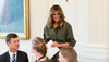 Parents of United Nations students don't want them in photo op with Melania Trump